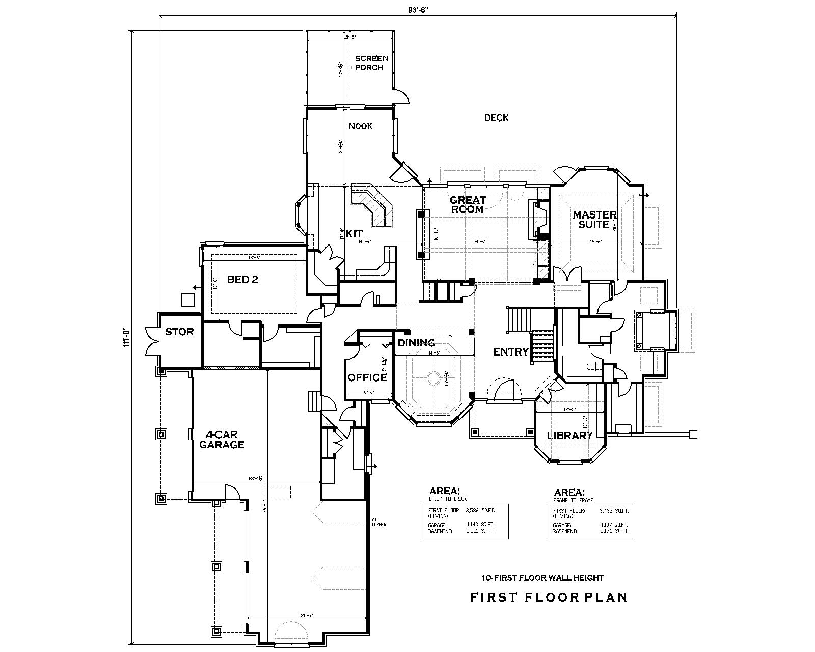 Land & Building Tips | North Custom Homes Jeeves Schematic on