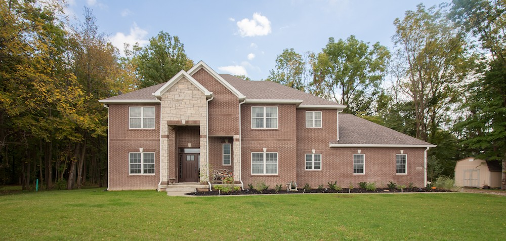 New Home In Hamilton County Indiana